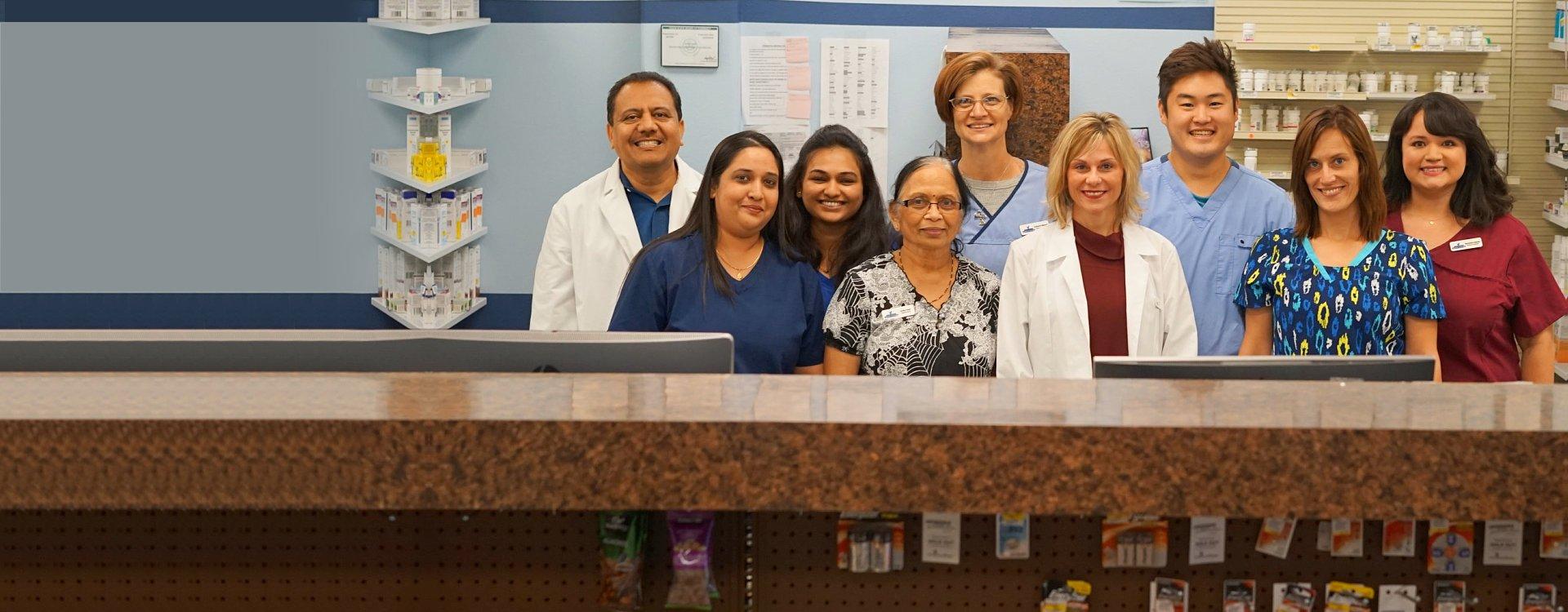 Long Prairie pharmacists